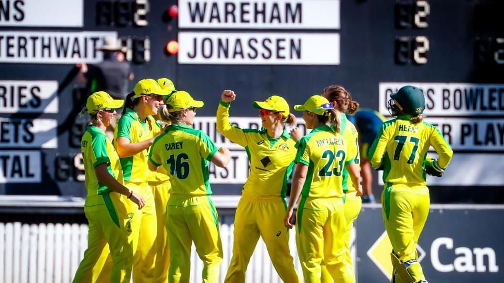 Australia women by the virtue of winning the series against New Zealand 3-0, have won 21 games in a row now.