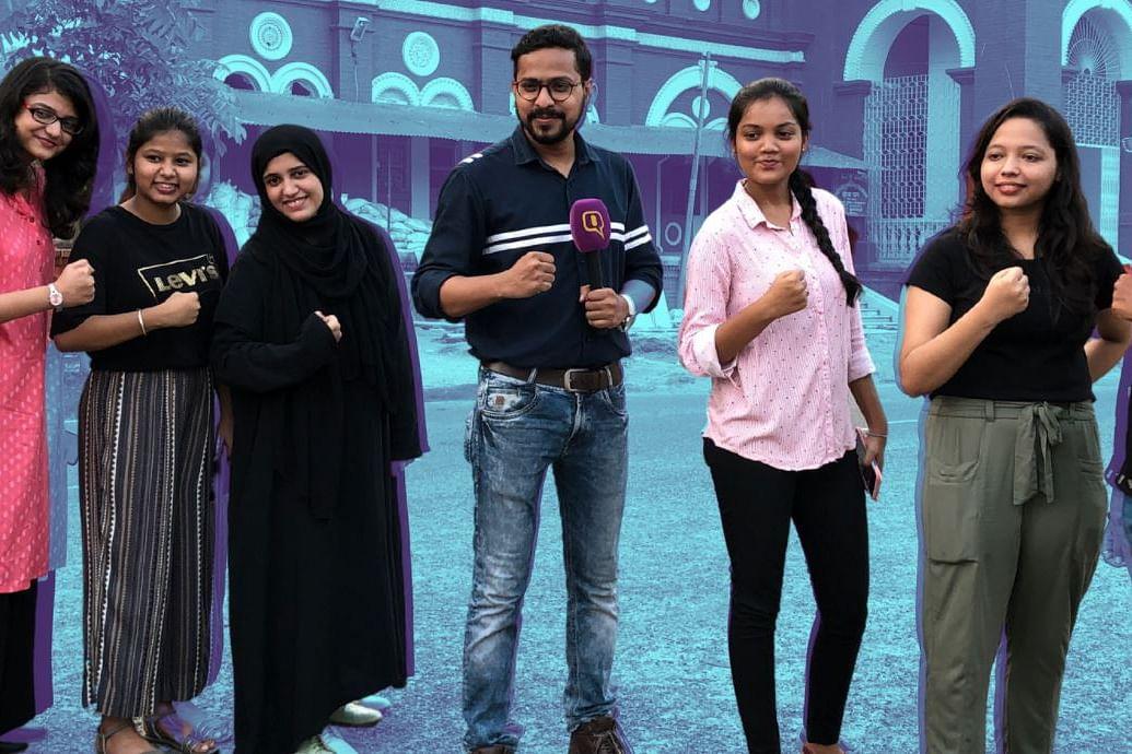 In conversation with women voters of Bihar.