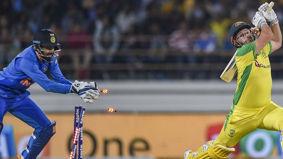 KL Rahul became the first-choice wicket-keeper batsman since the ODI series against Australia in January 2020.
