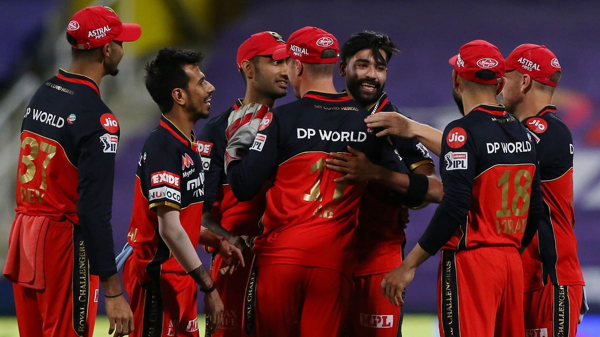 RCB registered an 8 wicket win over KKR on Wednesday, moving to the second spot in the points table.
