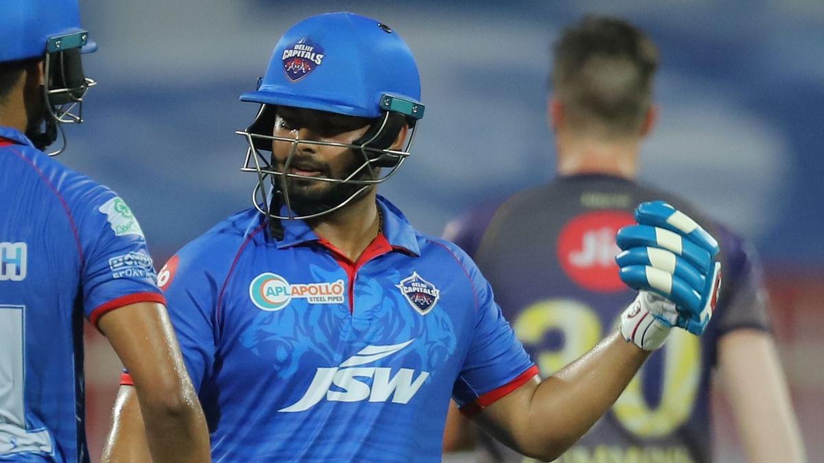 IPL 2021: Rishabh Pant Named Delhi Capitals' Captain