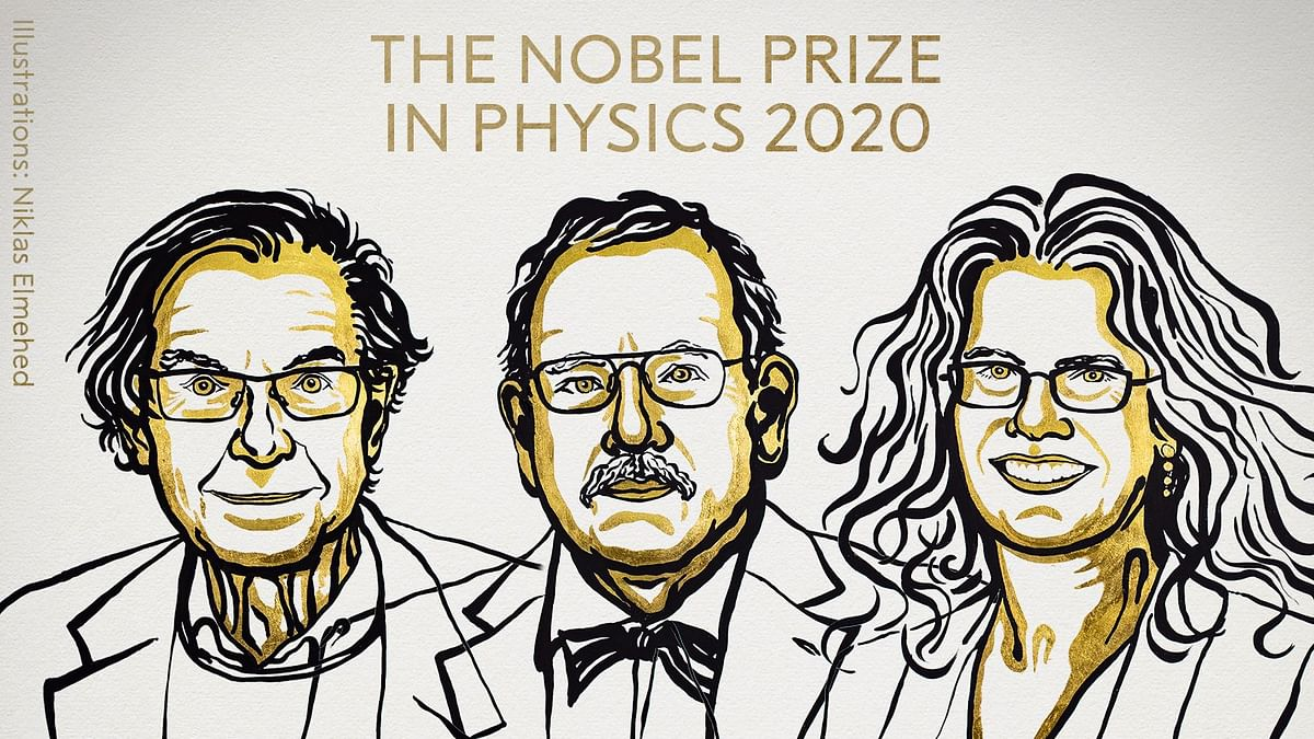 Three Awarded 2020 Nobel in Physics for Two Studies on Black Holes