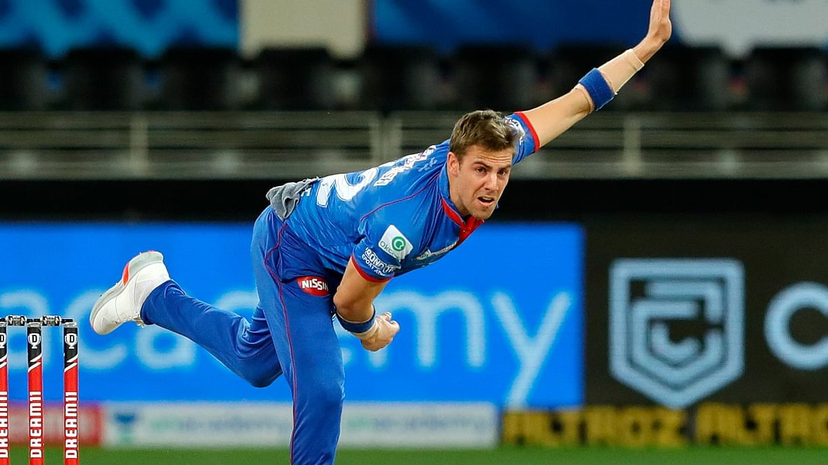 Delhi's Anrich Nortje Bowls IPL's Fastest Delivery