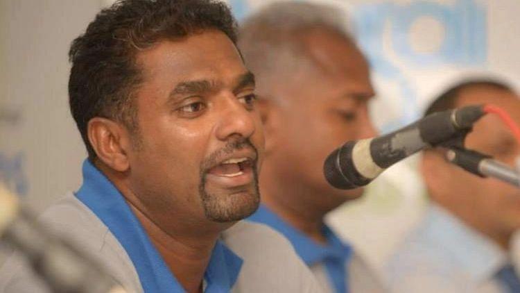 Muthiah Muralidaran.