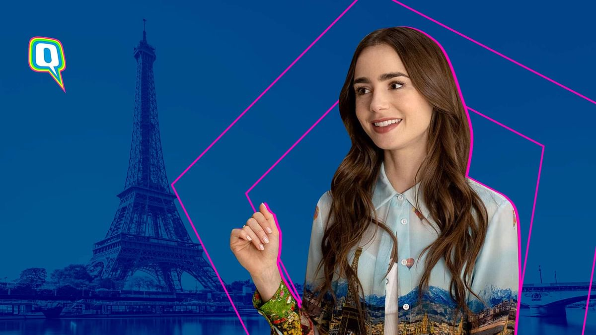 Why 'Emily in Paris' Is the Perfect Pandemic Watch