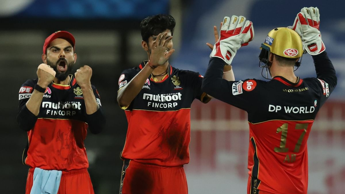 Royal Challengers Bangalore (RCB) completed their fifth win in seven games, defeating Kolkata Knight Riders (KKR) on Monday.