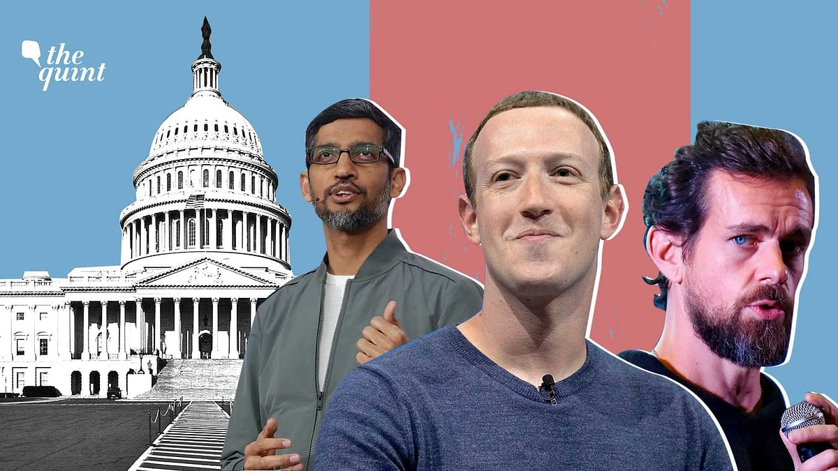 Six days before the Presidential election, on Wednesday 28 October, the CEOs of Facebook, Google and Twitter will testify before the US Congress on a range of  issues related to moderation of content on social media platforms.