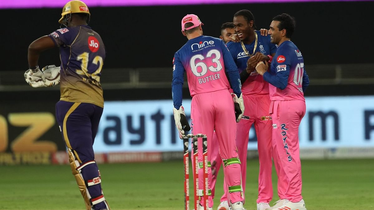 Kolkata Knight Riders defeated Rajasthan Royals by 37 runs the last time these two teams met in IPL 2020.
