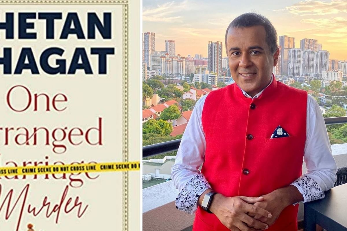 New Book Releasing After SSR's Death Is Coincidence: Chetan Bhagat
