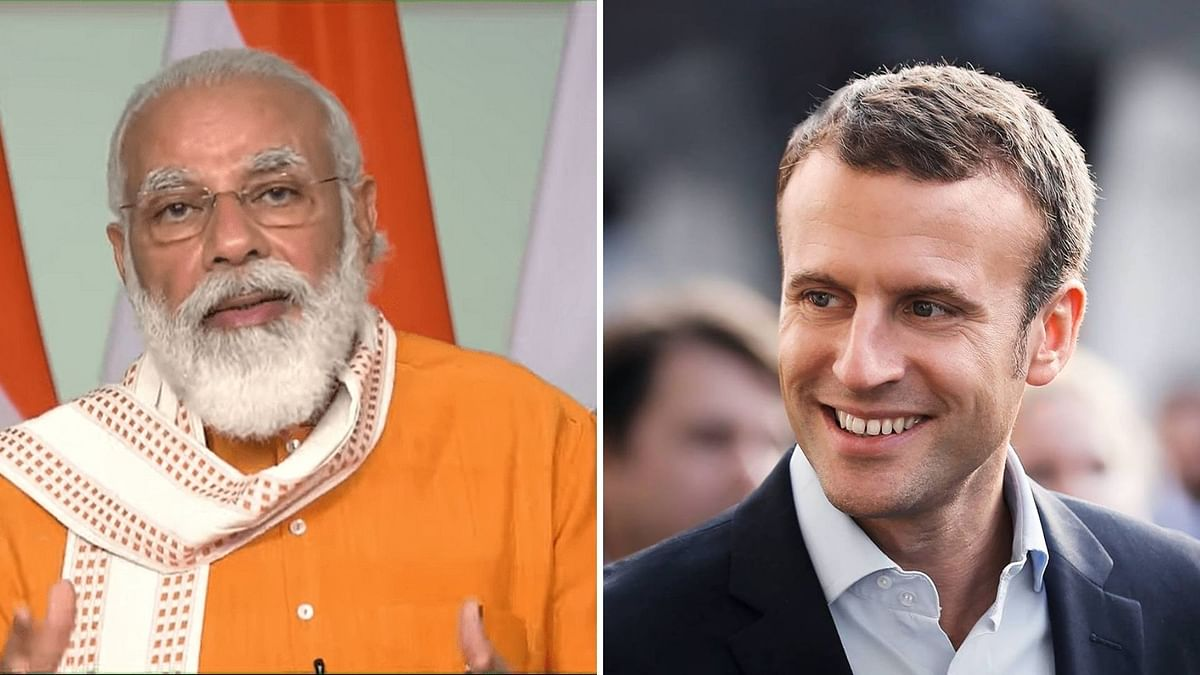 In Call, PM Modi & French Prez Macron Discuss Bilateral Cooperation, Afghanistan