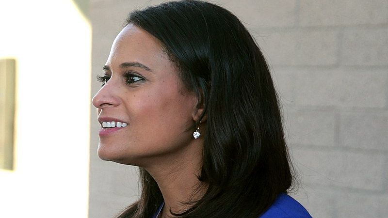 NBC New's Kristen Welker is only the second Black woman to moderate a presidential debate on her own.