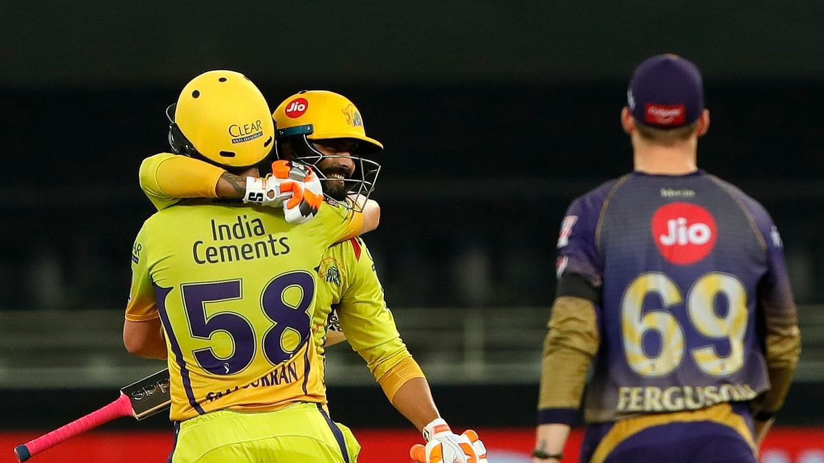 CSK beat KKR: Mumbai Enter Playoffs & KKR Just Have Slim Chance