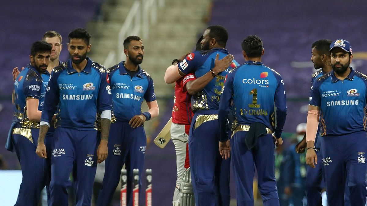 Rohit's Mumbai Bounce Back With Solid 48-Run Win Over Punjab