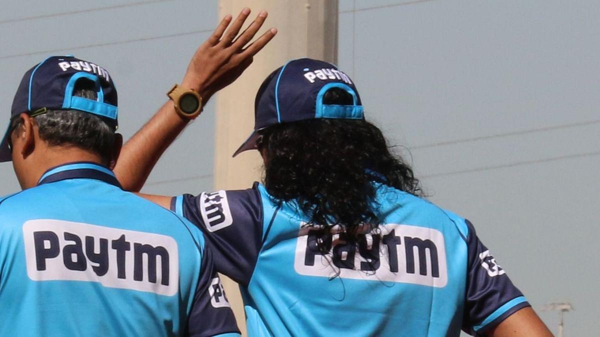'Rockstar', 'MSD', 'Taher Shah': Long-Haired Umpire Grabs Eyeballs