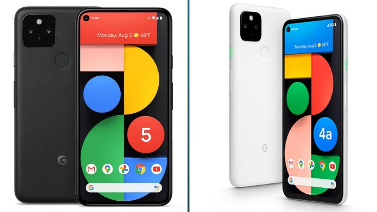 Google Camera 8.1 Version: Google Pixel 5 (left) camera features will now be compatible will older Pixel device variants.