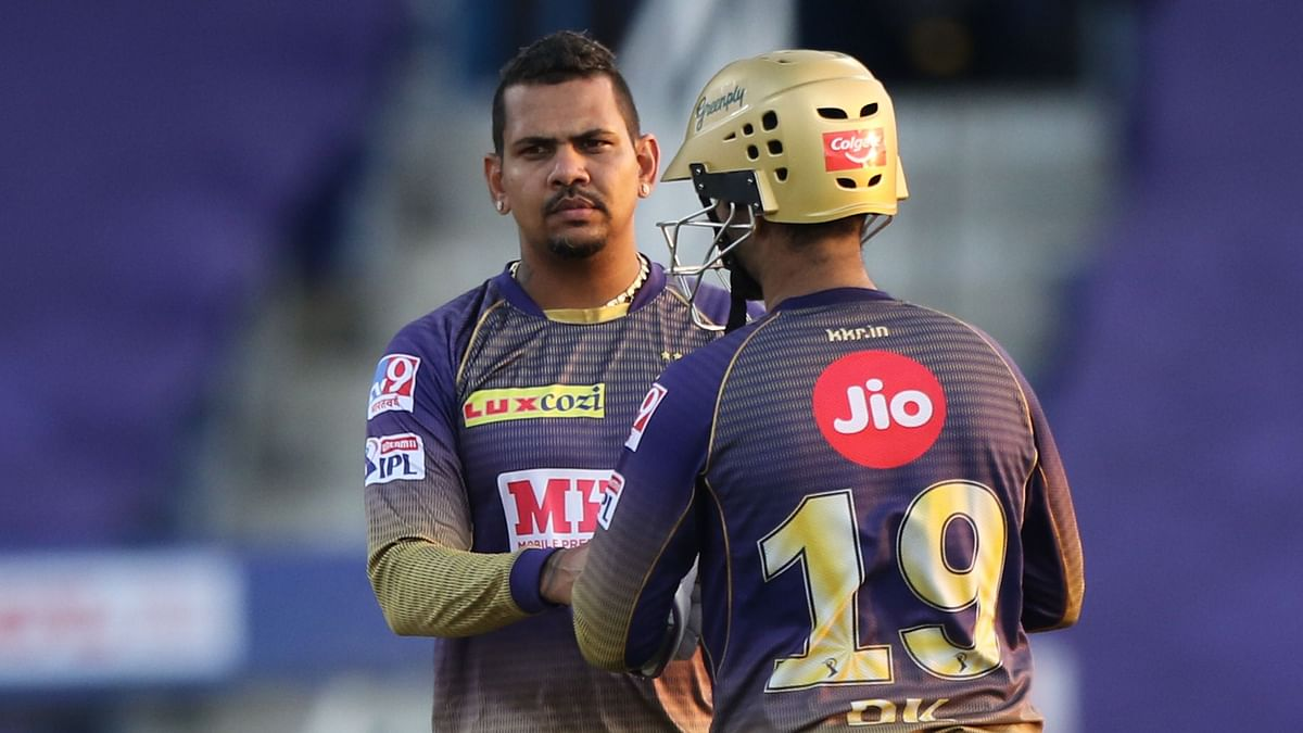 Kolkata Knight Riders off-spinner Sunil Narine has once again been reported for bowling with a suspected illegal action.