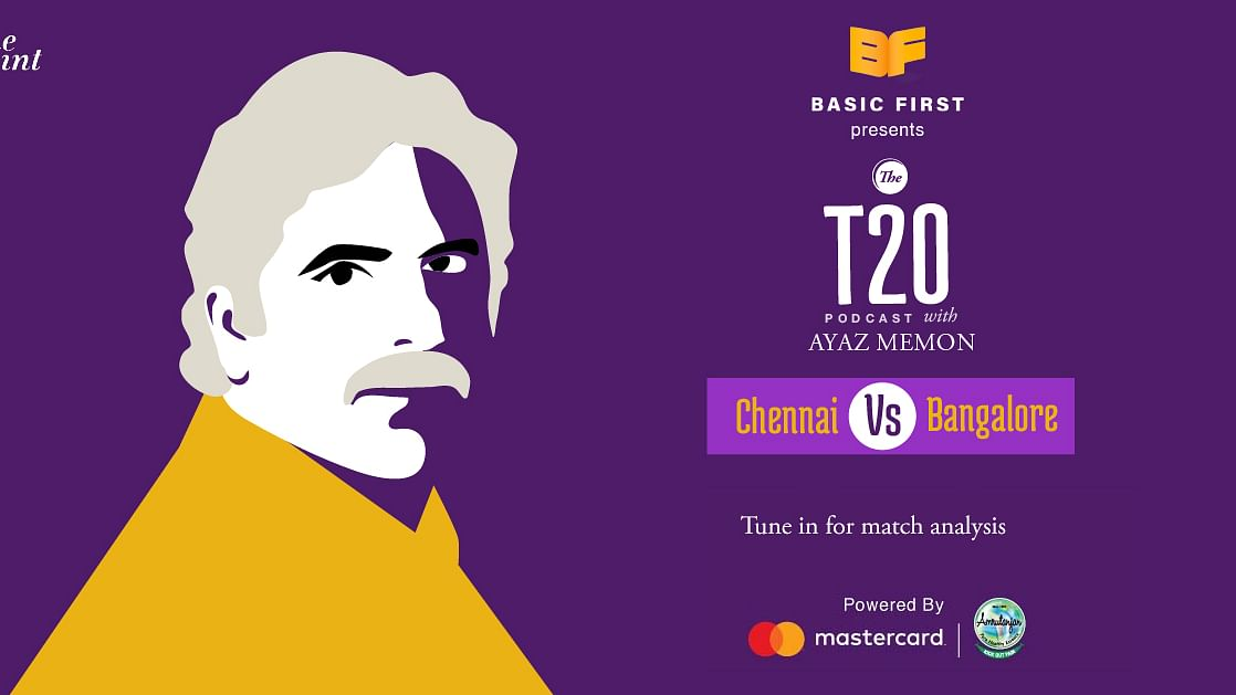 On episode 25 of The T20 Podcast, Ayaz Memon and I discuss Bangalore's win over Chennai on Saturday.