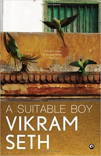 Cover of 'A Suitable Boy'