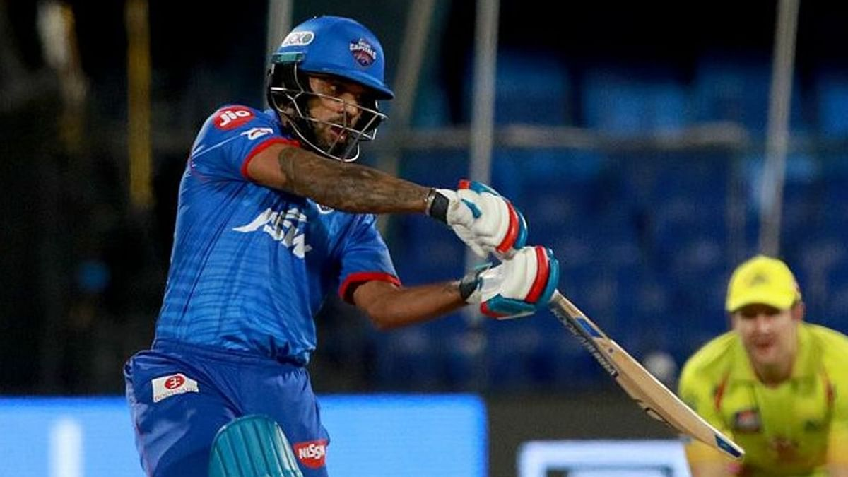 IPL 2020: In Pant's Absence, Dhawan Switches to Fourth Gear