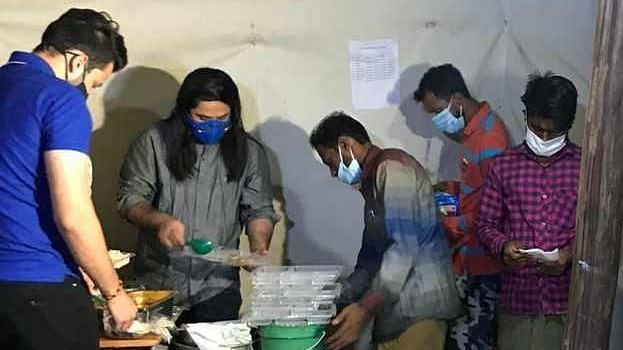 Three restaurants in Delhi were trolled and threatened on social media for distributing food to Rohingya refugees residing in Jasola on the occasion of Navratri.
