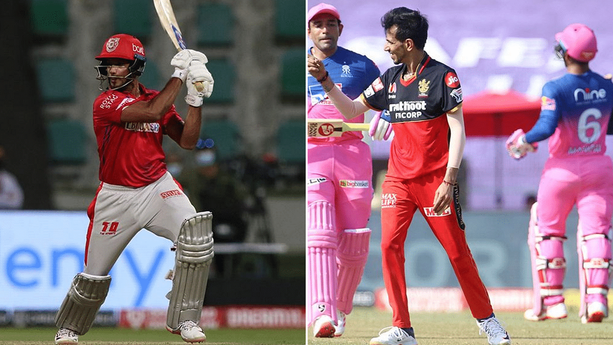 IPL 2020: Chahal Now Holds Purple Cap, Orange Stays With Agarwal