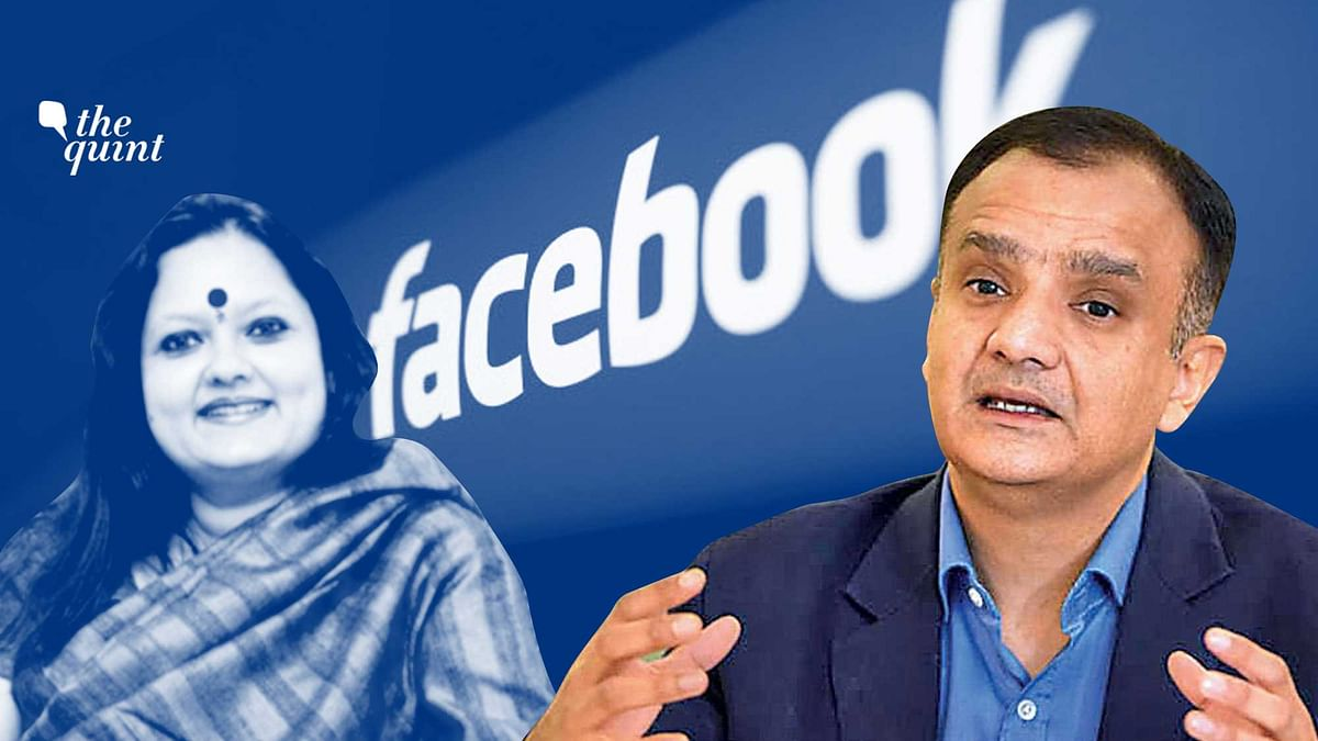 Shivnath Thukral — FB's Stand-In For Ankhi Das Also Close to BJP