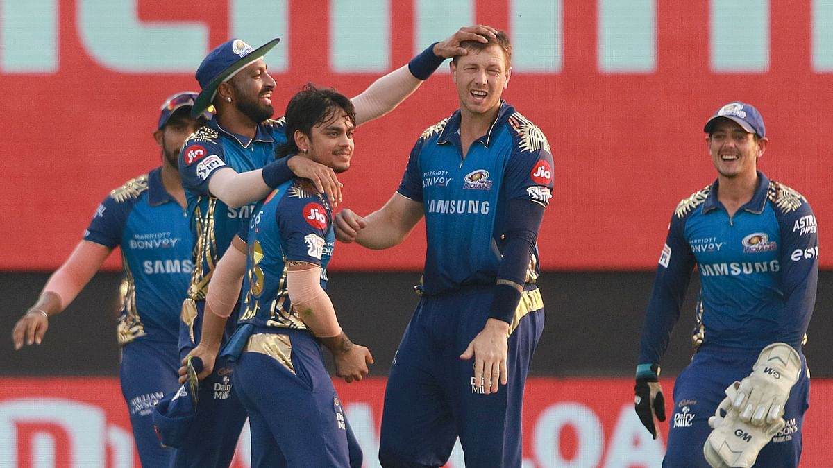 Another High-Scoring Game at Sharjah: Mumbai Beat SRH by 34 Runs