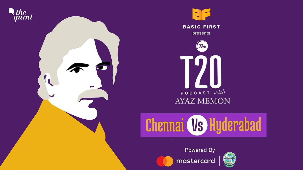 The T20 Podcast With Ayaz Memon: No Dhoni Magic as Hyderabad Win