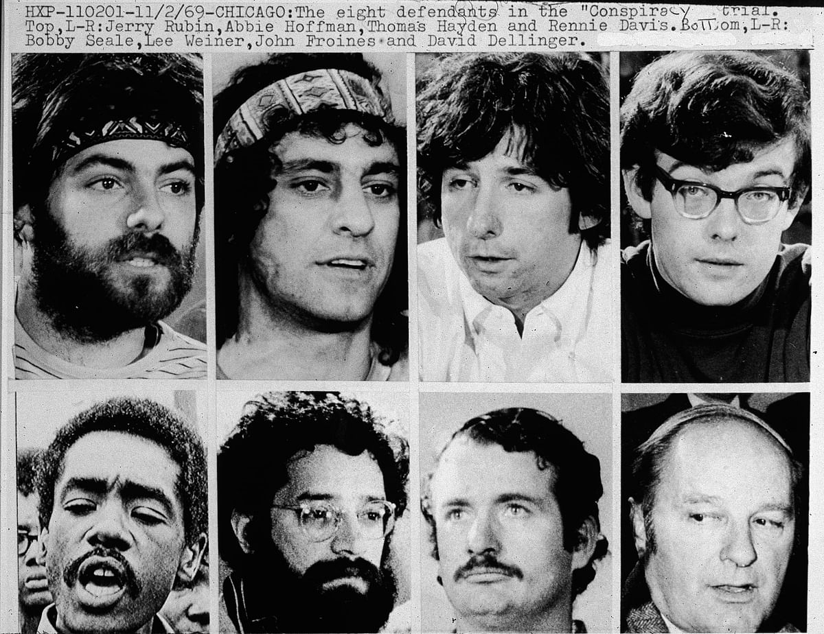 The Chicago Seven and Bobby Seale