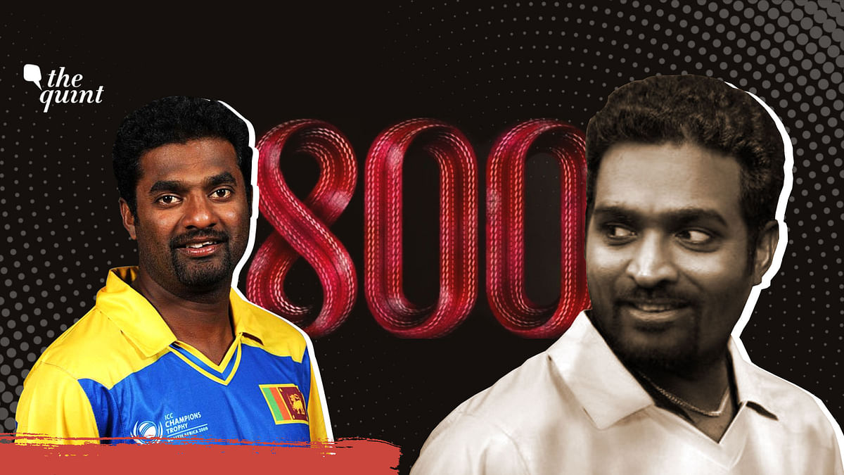 Row Over '800': Why is TN Fuming Over Muttiah Muralitharan Biopic?