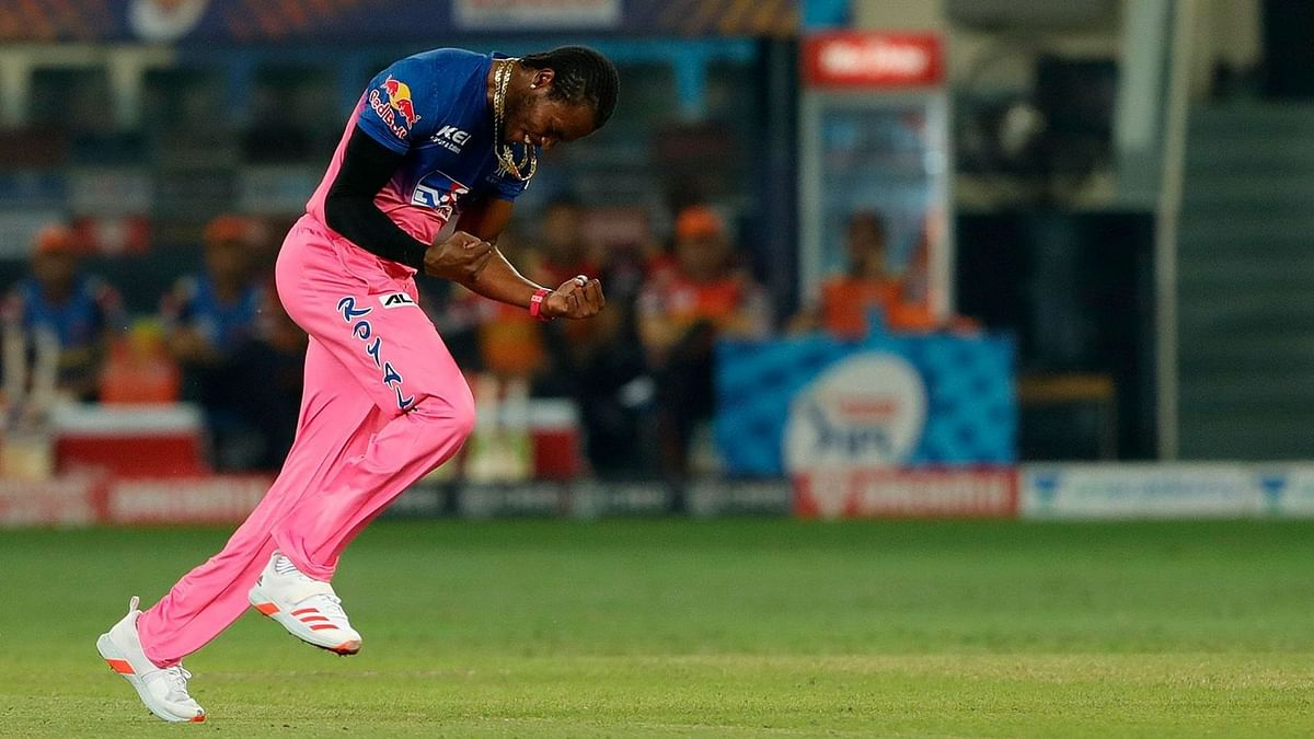 Jofra Archer has been one consistent performer for Rajasthan Royals and leads the race for Most Valuable Player of the Tournament