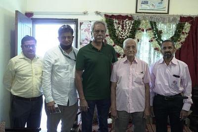 Oldest Indian Test Cricketer DK Gaekwad Turns 92, Has Sharp Memory