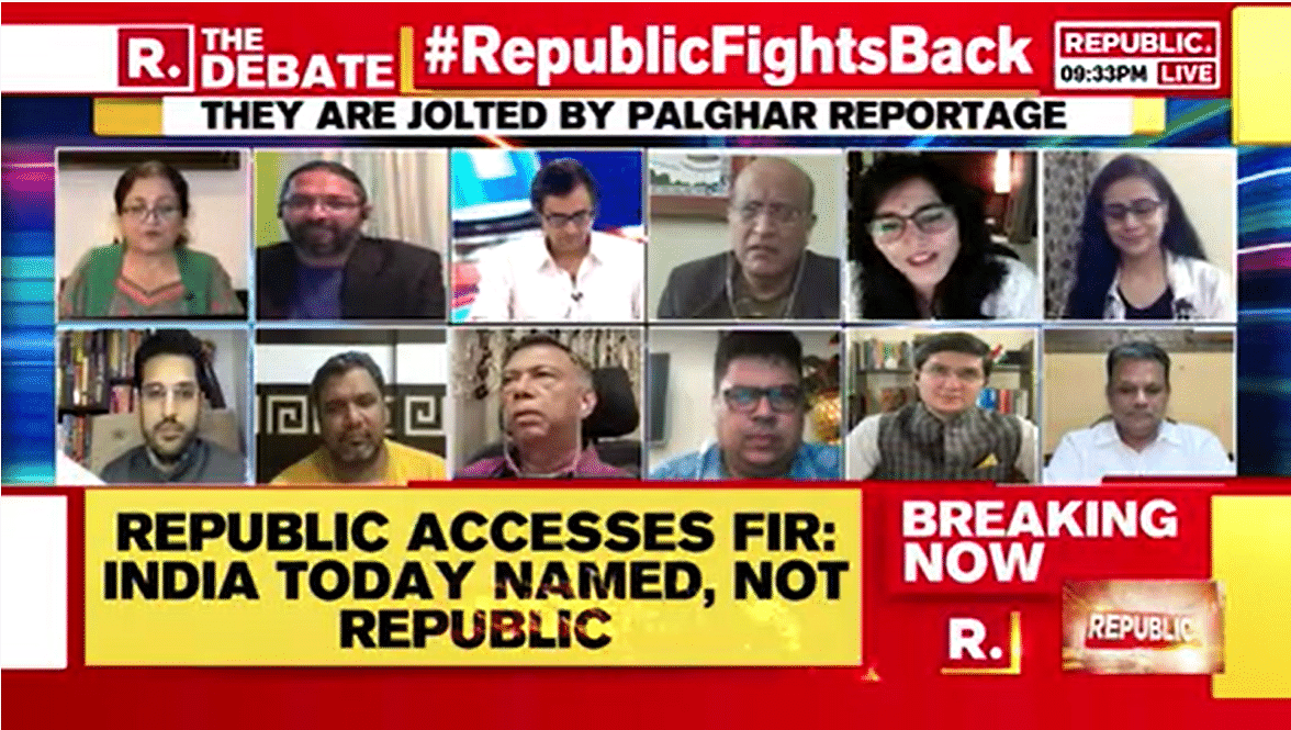 'Republic Gave Us a Bad Name': How News Debates Covered 'TRP Scam'