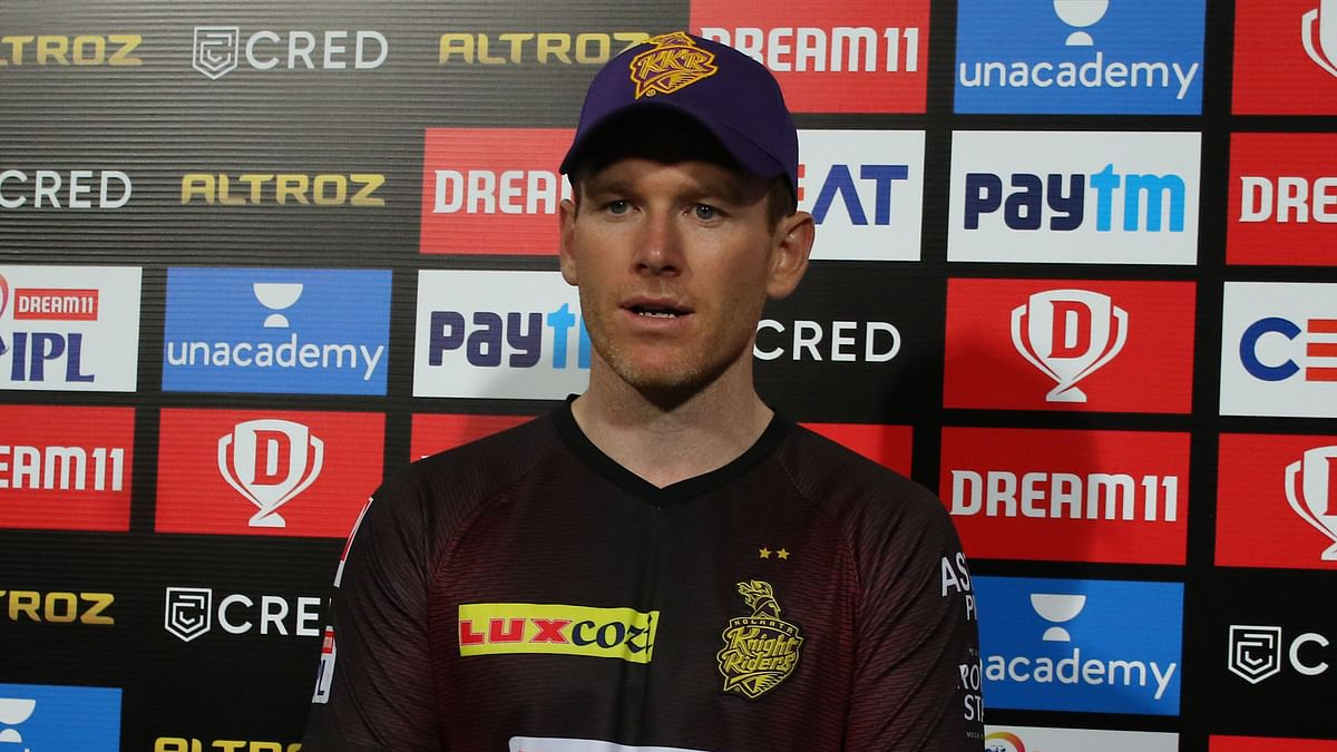 Eoin Morgan on Taking Over KKR's Captaincy & 8 Wicket Loss to MI