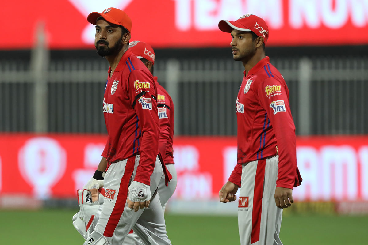 KXIP skipper-cum-opener KL Rahul and Mayank Agarwal have been in great form.