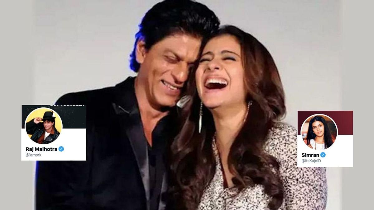 Shah Rukh Khan and Kajol celebrate 25 years of Dilwale Dulhania Le Jayenge.