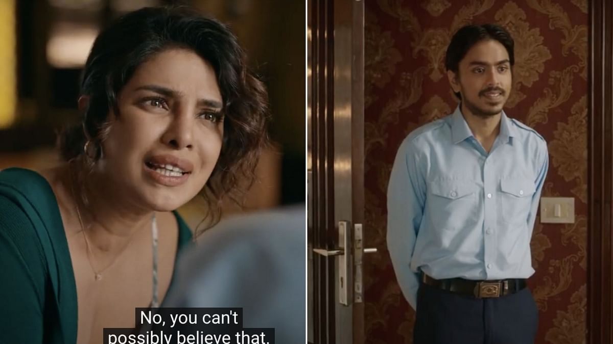 Priyanka, Adarsh React to 'The White Tiger's' BAFTA Nominations