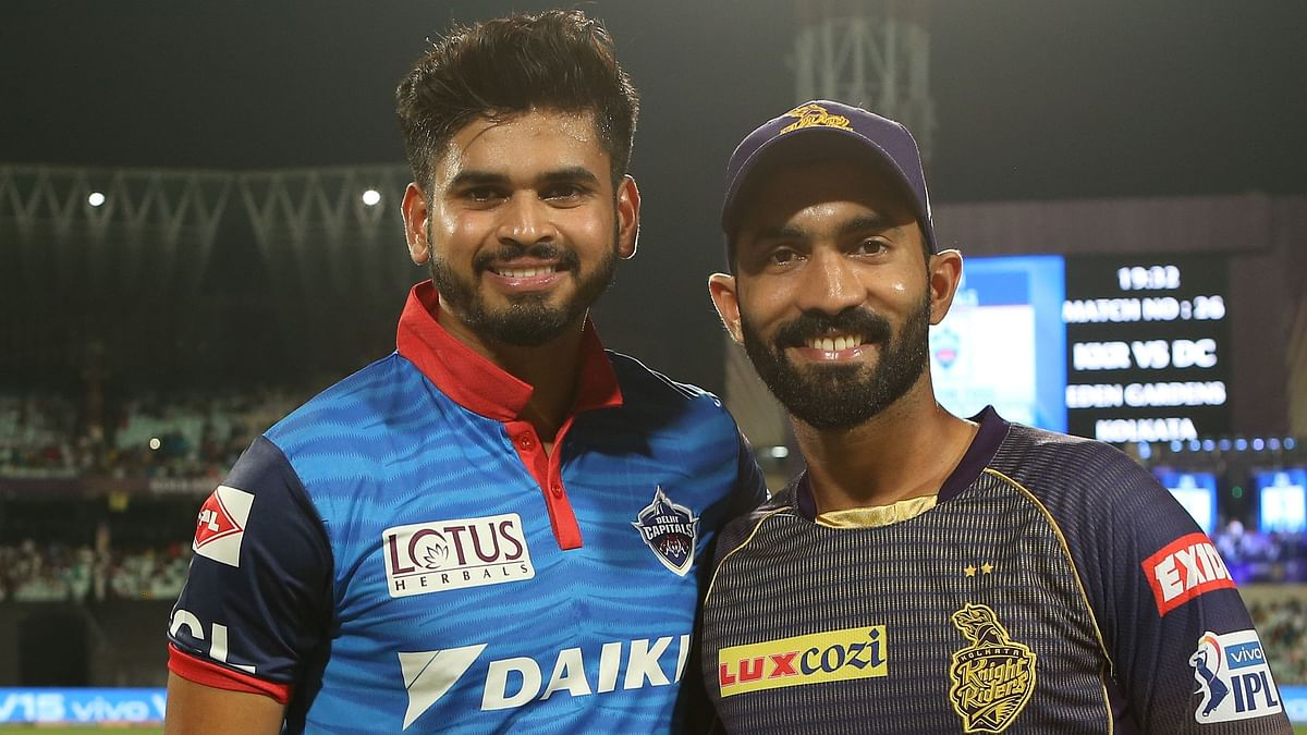 IPL 2020: On Equal Points, KKR & Delhi Capitals Play on Saturday
