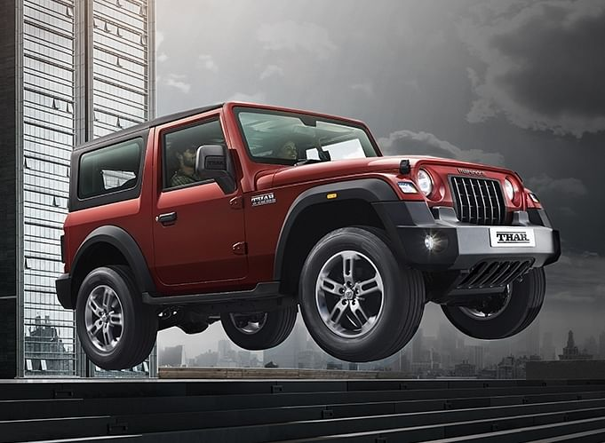 Mahindra Launches All-New Thar SUV Starring Rs 9.80 Lakh