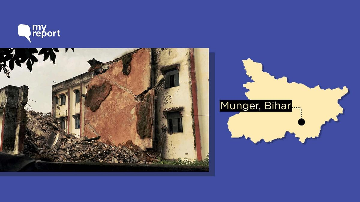 'Bihar Hostel Collapses, Was Already in Poor Condition Since 2015'