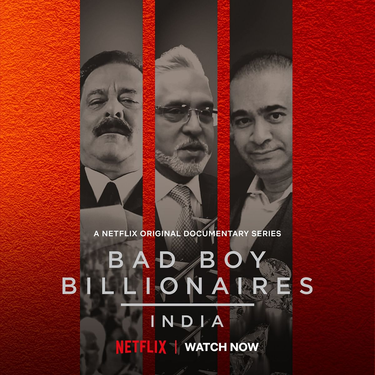 Poster of 'Bad Boy Billionaires'