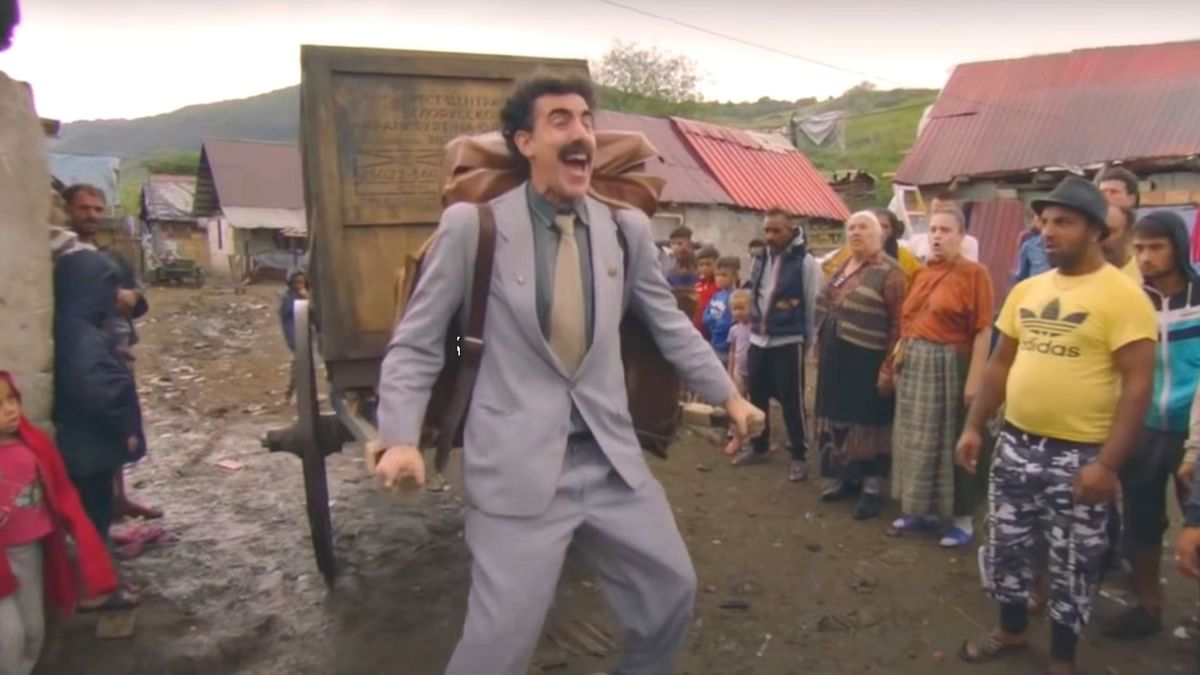 Borat Subsequent Moviefilm is the sequel to the acclaimed 2006 mockumentary Borat