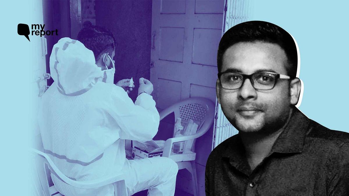 'Tested Negative Twice via Rapid Test, RT-PCR Showed I Had COVID'