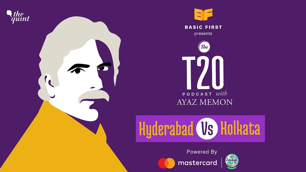 On Episode 35 of The T20 Podcast, Ayaz Memon talks about Kolkata's Super Over victory over Hyderabad in Abu Dhabi.