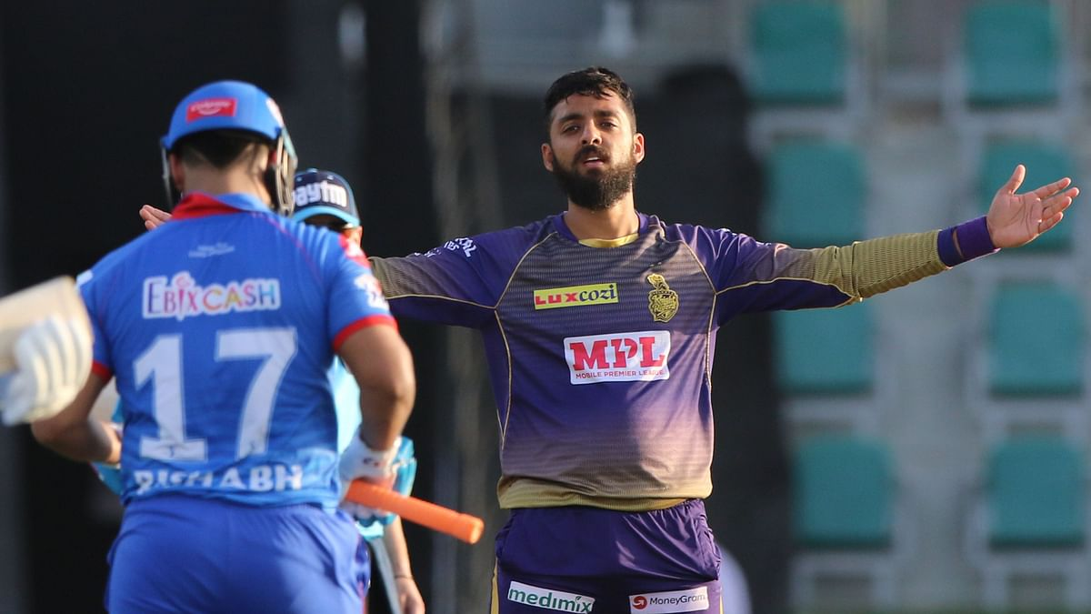Kolkata Knight Riders' ace leg-spinner Varun Chakravarthy has been named in the Indian T20 squad for the upcoming tour of Australia.