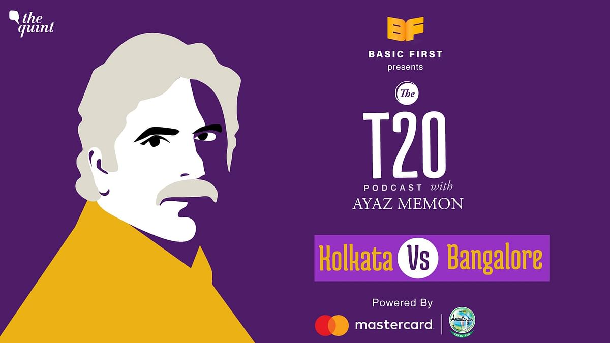 On Episode 39 of The T20 Podcast, Ayaz Memon and Mendra Dorjey talk about Mohammed Siraj's two maidens vs Kolkata that helped Bangalore close out an easy and commanding 8 wicket win on Wednesday night in Abu Dhabi.