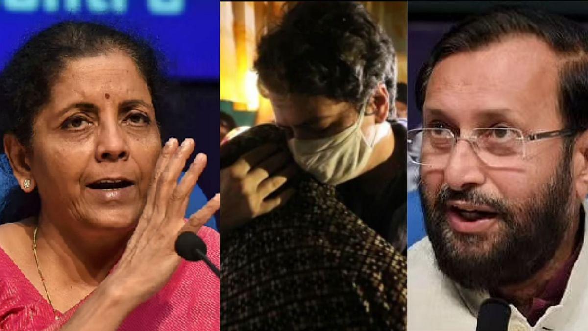 BJP Slams Cong Over Its 'Silence' on Hoshiarpur Rape, Rahul Reacts