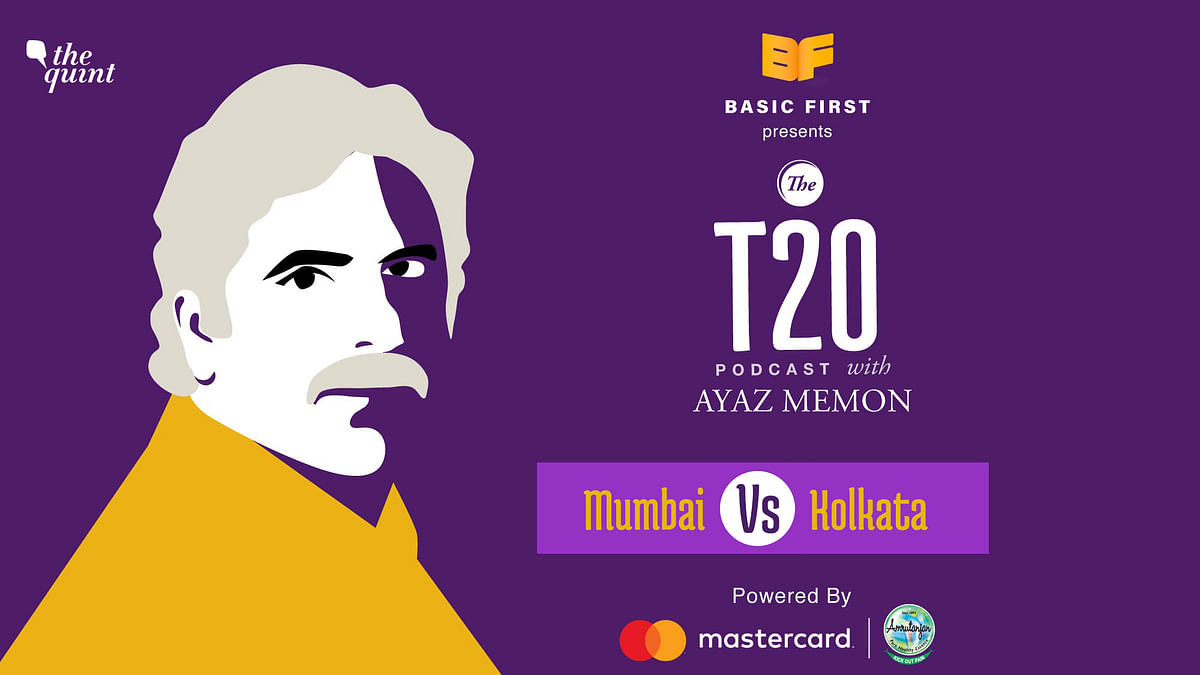 On Episode 32 of The T20 Podcast, Ayaz Memon and Mendra Dorjey talk about Mumbai's solid 8 wicket victory over Kolkata.