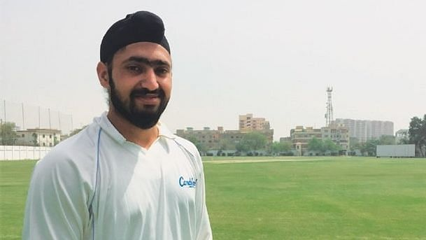 Pakistani Sikh Bowler Dreams of Playing & Performing Against India