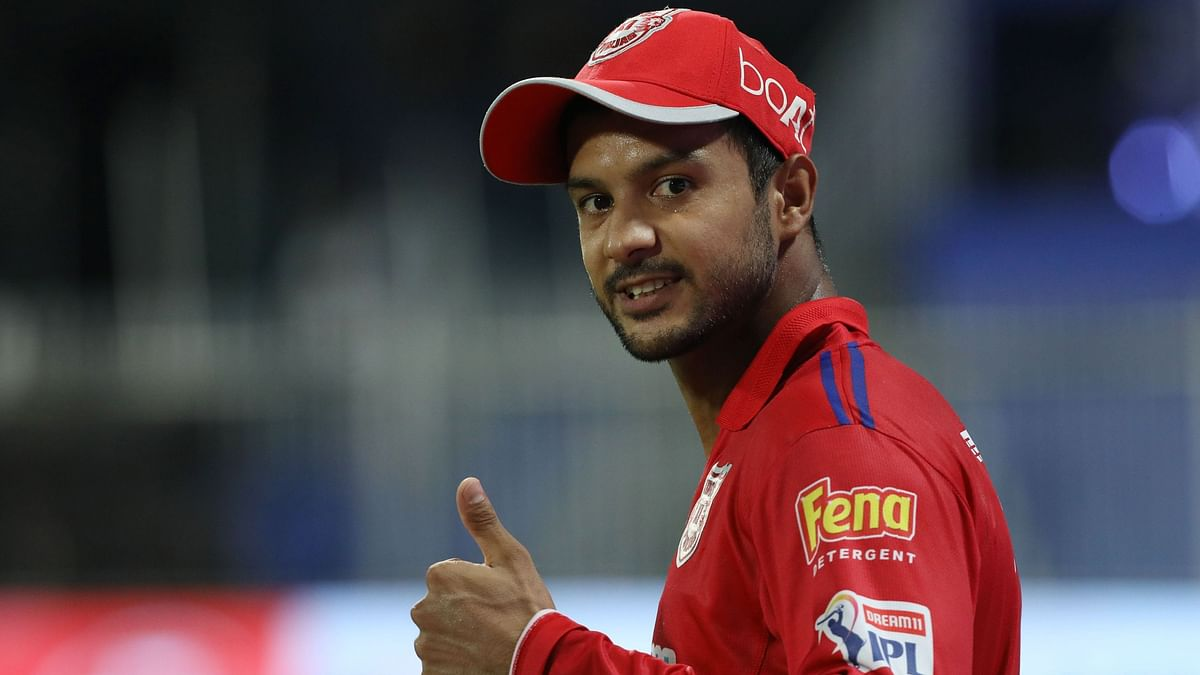 Mayank Agarwal has scored 393 runs in nine games and he holds the 2nd position in the Orange Cap contender's list in IPL 2020.